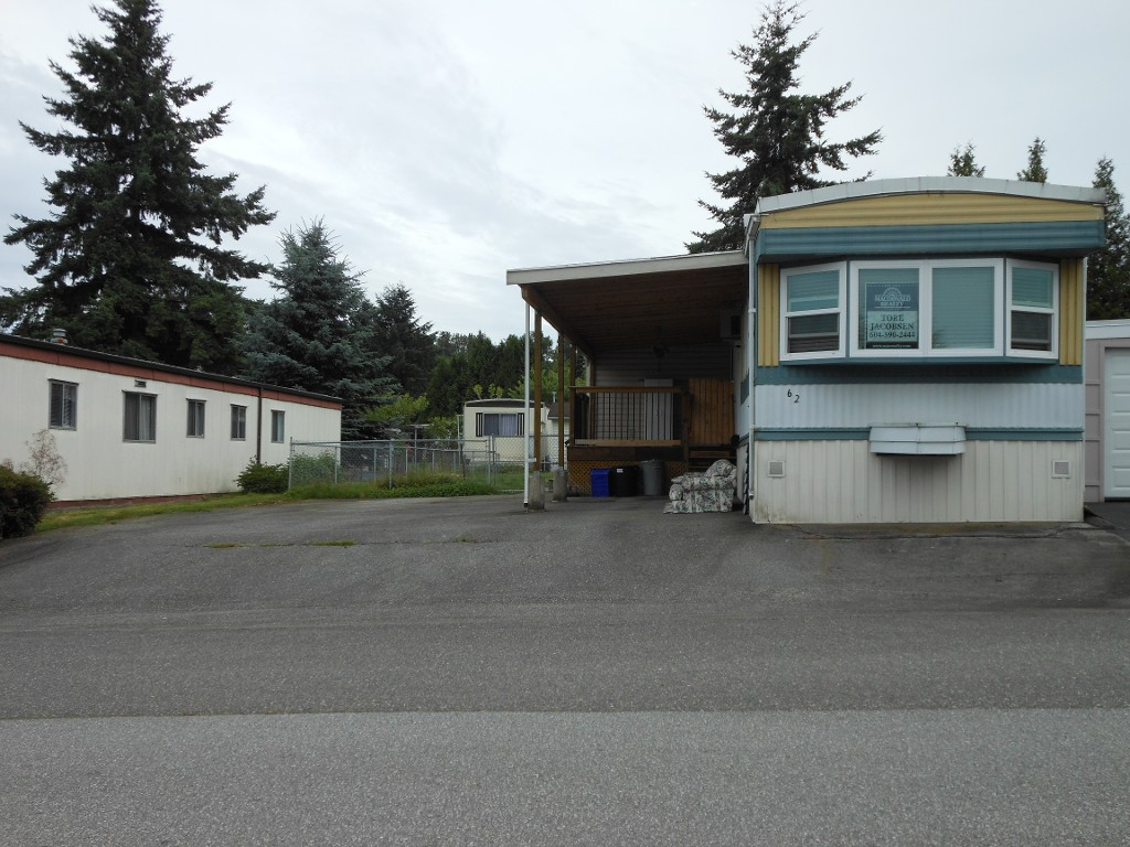 Main Photo: # 62 8266 KING GEORGE BV in Surrey: Bear Creek Green Timbers Manufactured Home for sale : MLS®# F1314938