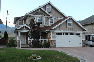Main Photo: 8920 Badger Drive in Kamloops: Campbell Creek House for sale : MLS(r) # 118062