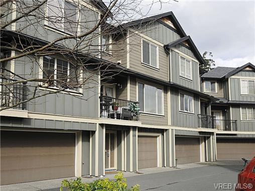 Main Photo: 108 2920 Phipps Road in VICTORIA: La Langford Proper Townhouse for sale (Langford)  : MLS(r) # 333970
