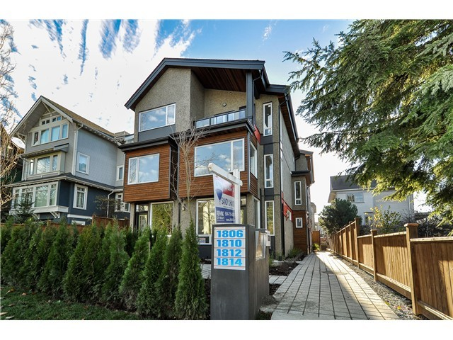 "Photo 2: 1806 E PENDER Street in Vancouver: Hastings Townhouse for sale in ""AZALEA HOMES"" (Vancouver East)  : MLS® # V1051665"