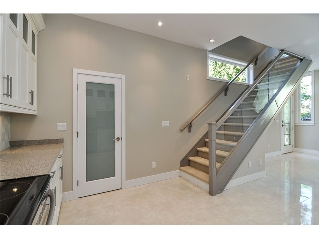 "Photo 9: 1806 E PENDER Street in Vancouver: Hastings Townhouse for sale in ""AZALEA HOMES"" (Vancouver East)  : MLS® # V1051665"
