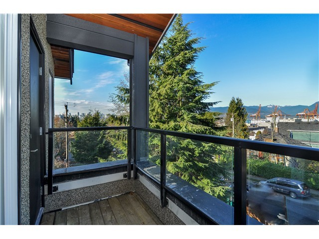 "Photo 18: 1806 E PENDER Street in Vancouver: Hastings Townhouse for sale in ""AZALEA HOMES"" (Vancouver East)  : MLS® # V1051665"