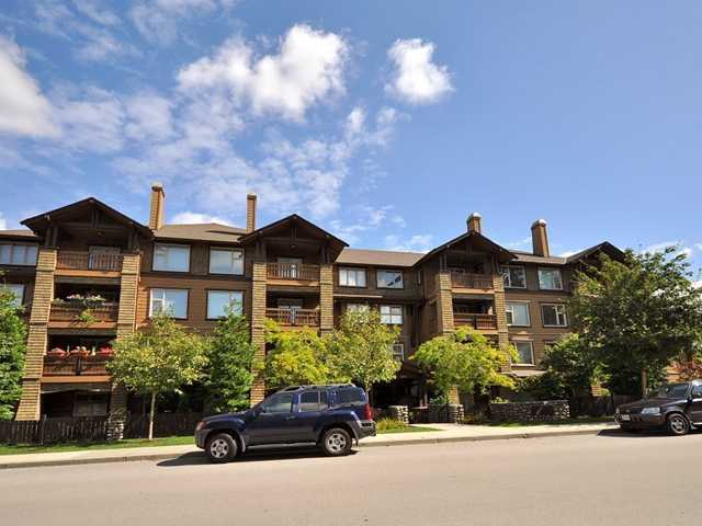 "Main Photo: 202 625 PARK Crescent in New Westminster: GlenBrooke North Condo for sale in ""WESTHAVEN"" : MLS®# V1065412"