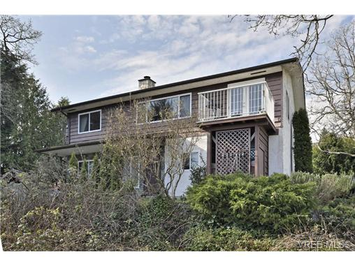 Main Photo: 4094 Torquay Drive in VICTORIA: SE Mt Doug Single Family Detached for sale (Saanich East)  : MLS®# 334852
