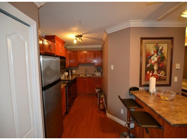 "Main Photo: 205 2958 TRETHEWEY Street in Abbotsford: Abbotsford West Condo for sale in ""CASCADE GREEN"" : MLS® # F1449618"