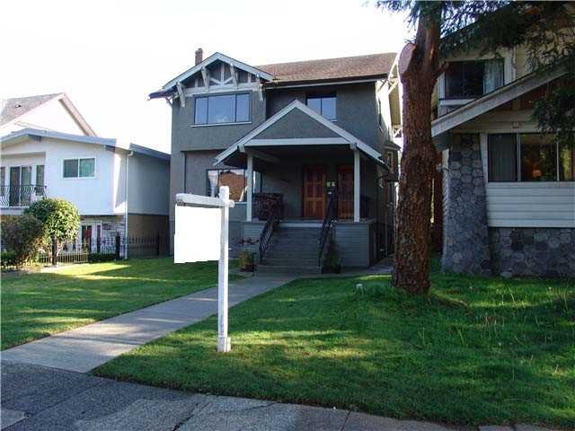 Main Photo: 3430 W 3RD Avenue in Vancouver: Kitsilano House for sale (Vancouver West)  : MLS® # R2008632