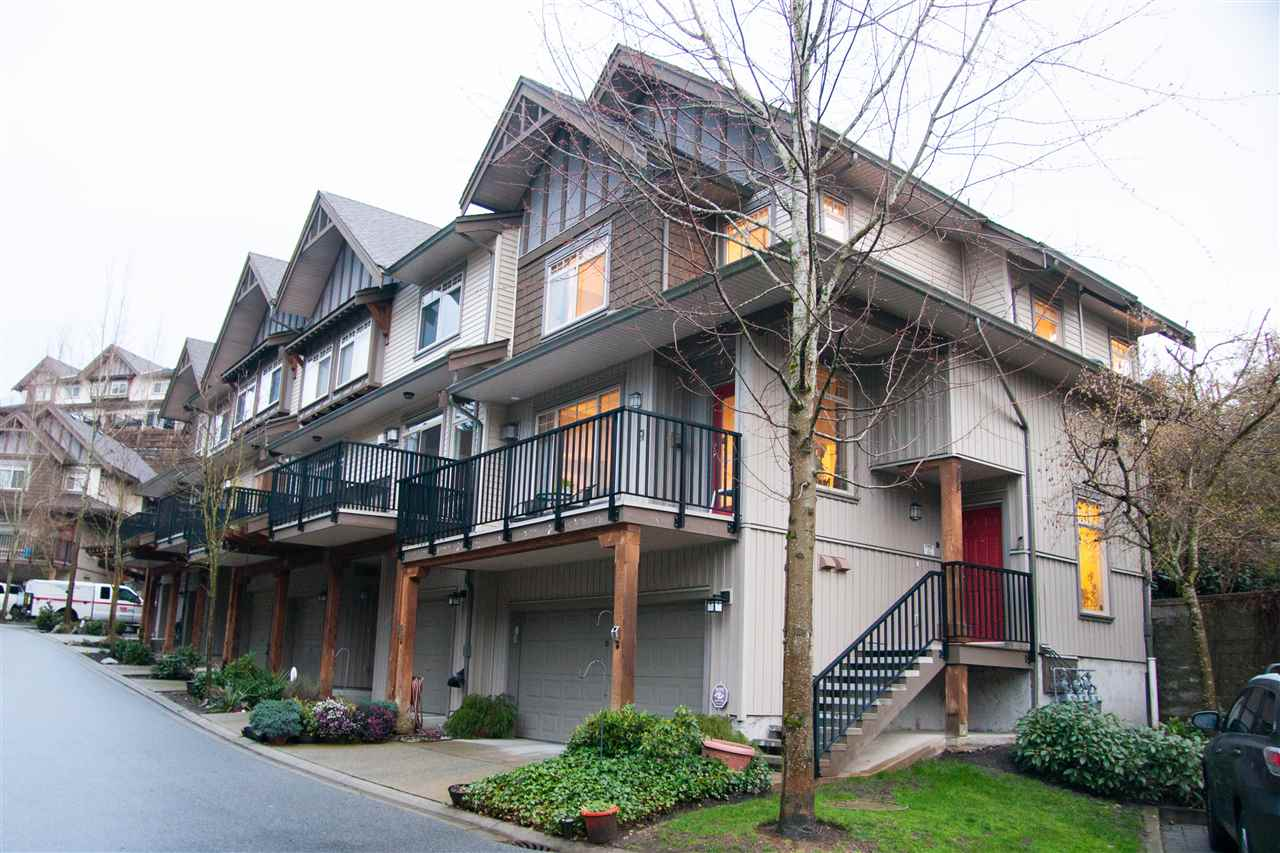 Main Photo: 12 55 HAWTHORN Drive in Port Moody: Heritage Woods PM Townhouse for sale : MLS®# R2041397