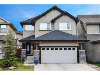 Main Photo: 47 EVERBROOK Link SW in Calgary: Evergreen House for sale : MLS® # C4061828