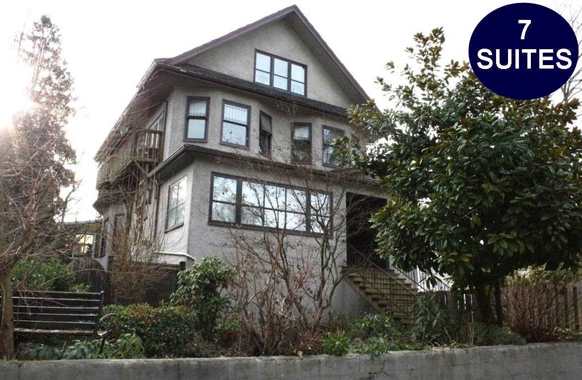 Main Photo: 482 W 17TH Avenue in Vancouver: Cambie House for sale (Vancouver West)  : MLS®# R2134935