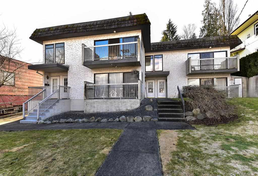Main Photo: A 2331 ST JOHNS Street in Port Moody: Port Moody Centre Townhouse for sale : MLS®# R2140702