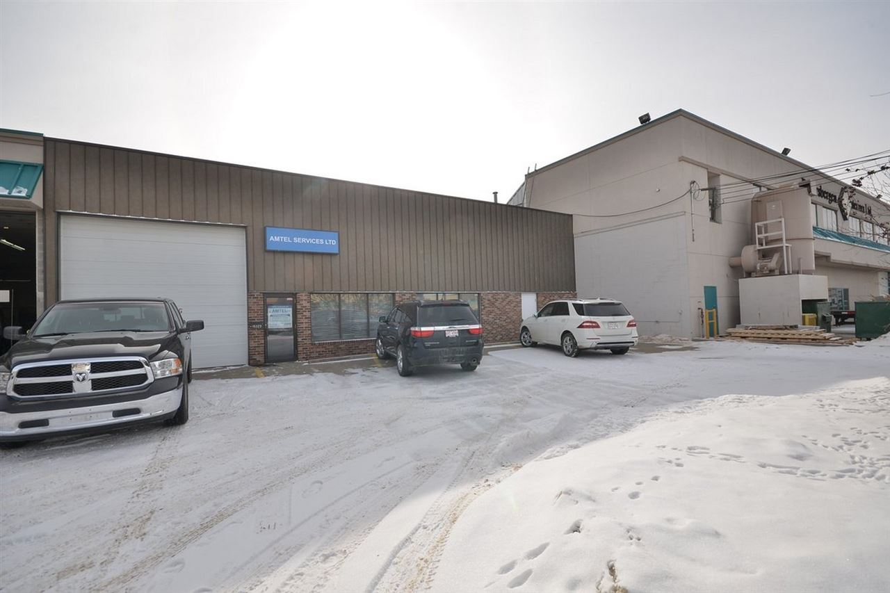 Main Photo: 15323 116 Avenue: Edmonton Industrial for sale or lease : MLS(r) # E4052725