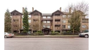 "Main Photo: 207 625 PARK Crescent in New Westminster: GlenBrooke North Condo for sale in ""WESTHAVEN"" : MLS(r) # R2147973"