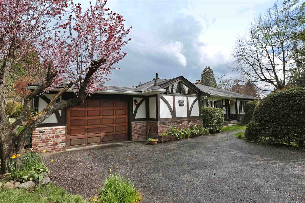 Main Photo: 2412 LARSON Road in North Vancouver: Central Lonsdale House for sale : MLS(r) # R2158525