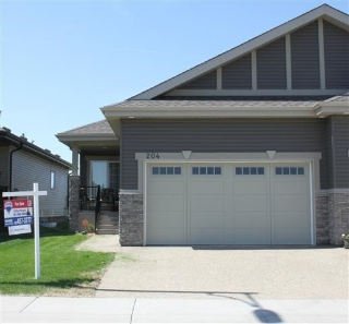 Main Photo: 204 50 Heatherglen Drive: Spruce Grove House Half Duplex for sale : MLS® # E4062423