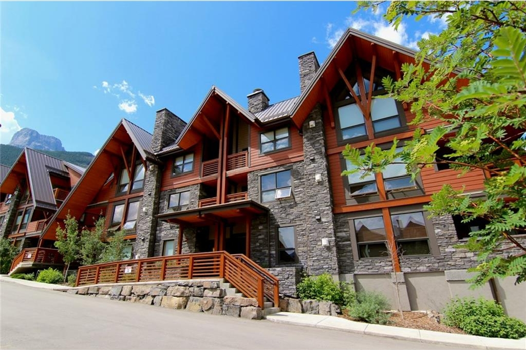 Photo 22: 304 2100A Stewart Creek Drive: Canmore Condo for sale : MLS(r) # C4113209