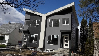Main Photo:  in Edmonton: Zone 17 House Half Duplex for sale : MLS® # E4067463
