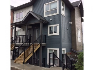 Main Photo: 41 2560 Pegasus Boulevard in Edmonton: Zone 27 Townhouse for sale : MLS(r) # E4069513