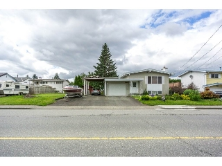 Main Photo: 8733 BROADWAY Street in Chilliwack: Chilliwack E Young-Yale House for sale : MLS(r) # R2180216