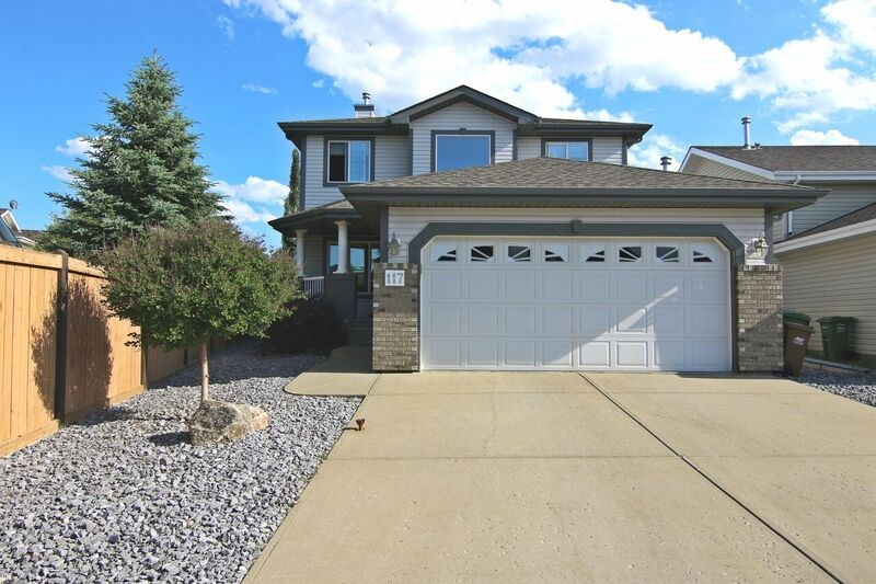 Main Photo: 117 NAPLES Way: St. Albert House for sale : MLS(r) # E4072094