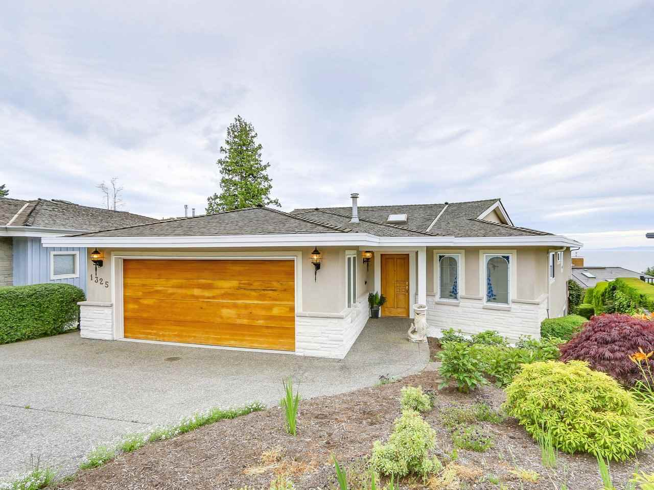 Main Photo: 1325 132B Street in Surrey: Crescent Bch Ocean Pk. House for sale (South Surrey White Rock)  : MLS®# R2185643