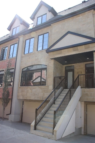 Main Photo: 2 9561 143 Street in Edmonton: Zone 10 Townhouse for sale : MLS® # E4072693