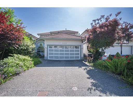 Main Photo: 2456 YANGTZE Gate in Port Coquitlam: Riverwood House for sale : MLS® # R2187094