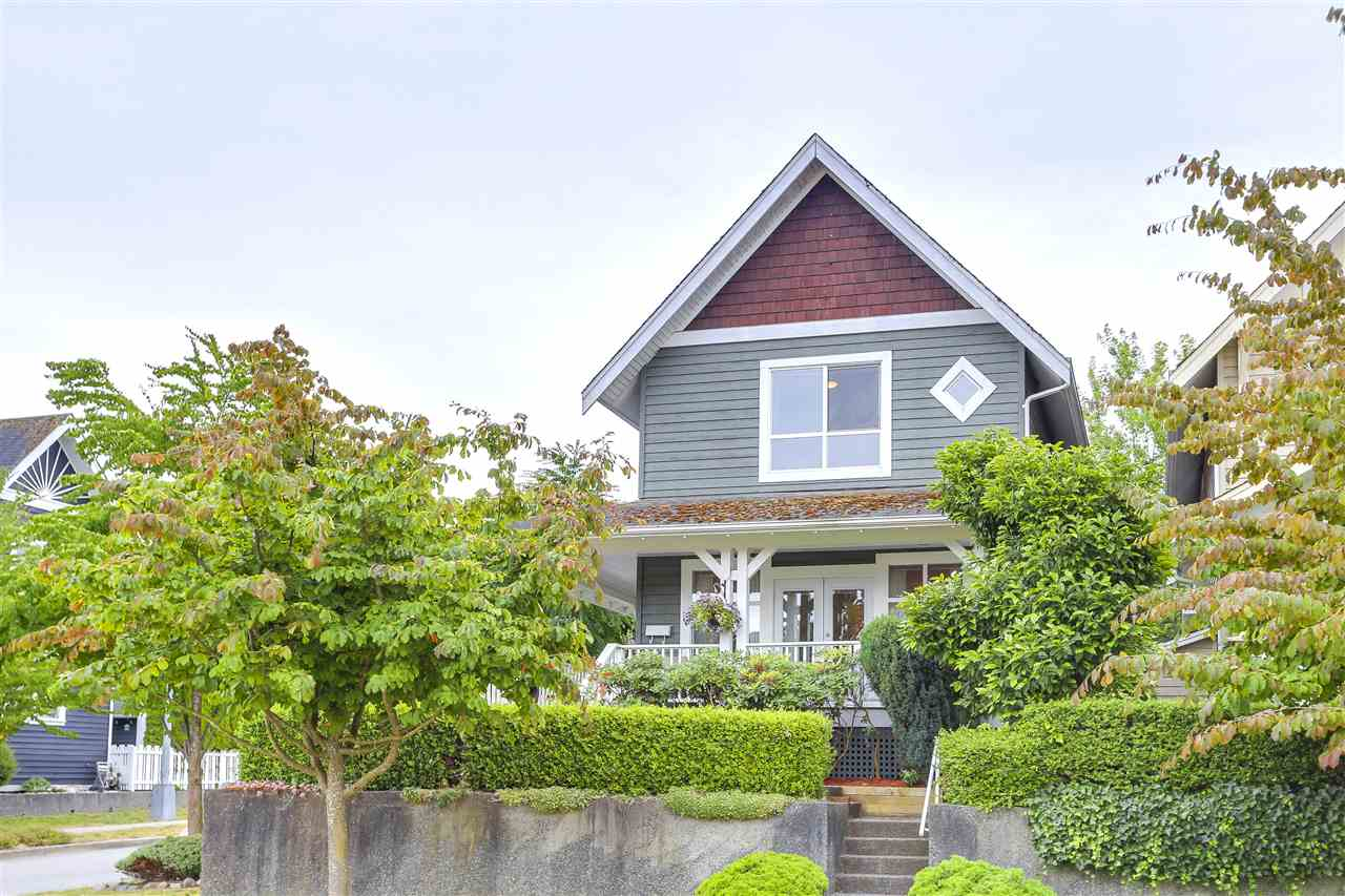 Main Photo: 1478 SALTER STREET in New Westminster: Queensborough House for sale : MLS® # R2187678