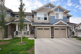 Main Photo: 46 2004 TRUMPETER Way in Edmonton: Zone 59 Townhouse for sale : MLS® # E4074344