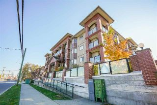 "Main Photo: 103 19730 56 Avenue in Langley: Langley City Condo for sale in ""MADISON PLACE"" : MLS® # R2220012"