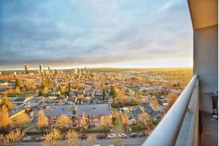 Main Photo: 1207 3920 HASTINGS Street in Burnaby: Willingdon Heights Condo for sale (Burnaby North)  : MLS® # R2226262