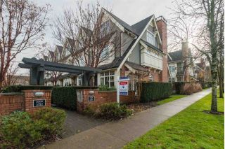 "Main Photo: 3750 WELWYN Street in Vancouver: Victoria VE Townhouse for sale in ""STORIES"" (Vancouver East)  : MLS® # R2230600"