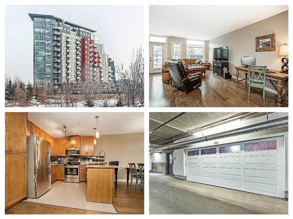 Main Photo: 105 5151 WINDERMERE Boulevard in Edmonton: Zone 56 Condo for sale : MLS®# E4093857