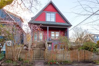 Main Photo: 2833 WINDSOR Street in Vancouver: Mount Pleasant VE House for sale (Vancouver East)  : MLS® # R2238720