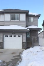 Main Photo: 12524 172 Avenue NW in Edmonton: Zone 27 House Half Duplex for sale : MLS® # E4098063