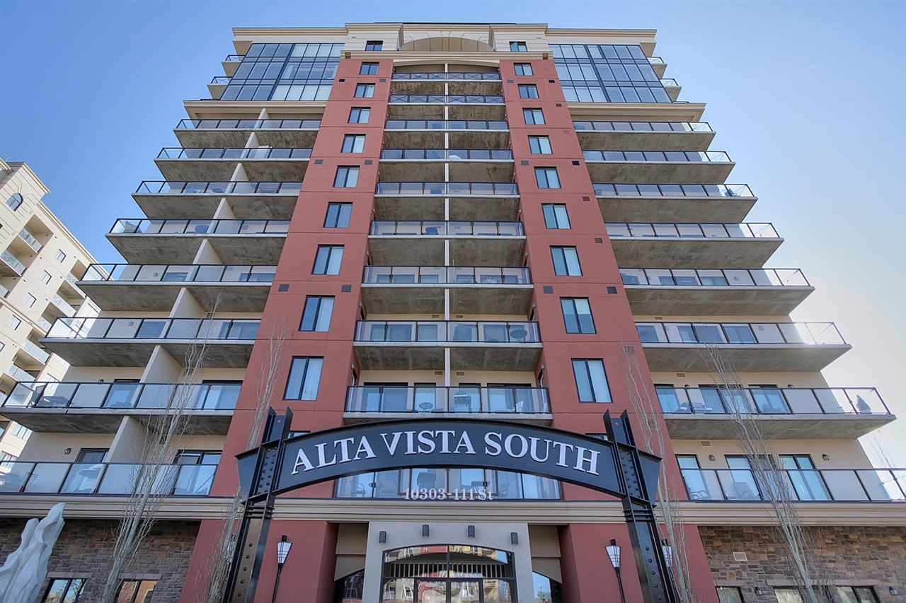 Main Photo: 10303 111 ST NW in Edmonton: Zone 12 Condo for sale : MLS®# E4091195