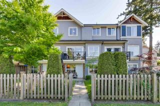 "Main Photo: 71 12677 63 Avenue in Surrey: Panorama Ridge Townhouse for sale in ""SUNRIDGE ESTATES"" : MLS®# R2269578"