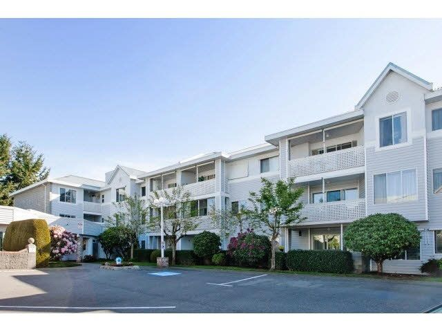 "Main Photo: 319 32833 LANDEAU Place in Abbotsford: Central Abbotsford Condo for sale in ""PARK PLACE"" : MLS®# R2275659"