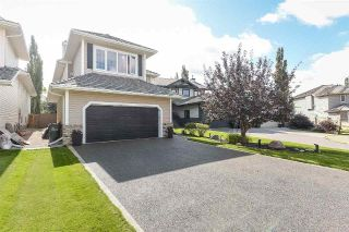 Main Photo: 140 NEWCASTLE Crescent: Sherwood Park House for sale : MLS®# E4127970