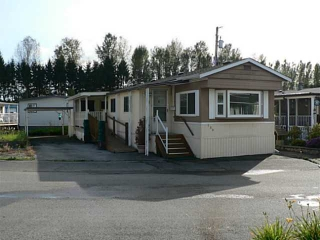"Main Photo: 104 201 CAYER Street in Coquitlam: Maillardville Manufactured Home for sale in ""WILDWOOD PARK"" : MLS® # V1029622"