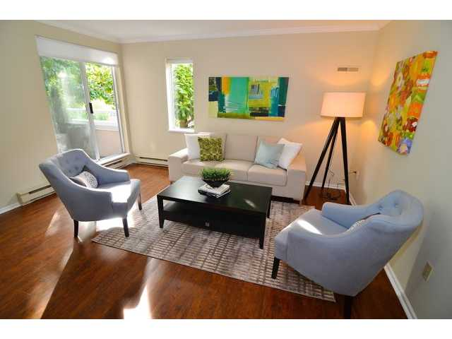 Main Photo: # 205 1845 W 7TH AV in Vancouver: Kitsilano Condo for sale (Vancouver West)  : MLS® # V1030758