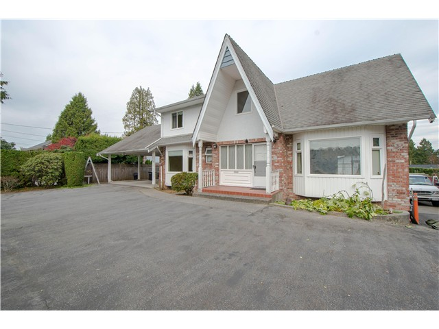 Main Photo: 5584 BUCKINGHAM Avenue in Burnaby: Deer Lake House for sale (Burnaby South)  : MLS®# V1034070