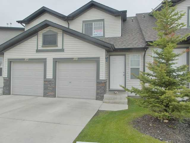 Main Photo: 370 PANATELLA Boulevard NW in CALGARY: Panorama Hills Townhouse for sale (Calgary)  : MLS® # C3591208