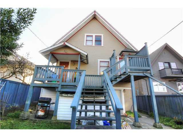 Photo 19: 2637 E PENDER Street in Vancouver: Renfrew VE House for sale (Vancouver East)  : MLS(r) # V1037356