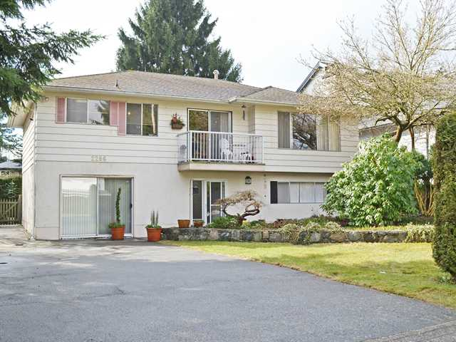 Main Photo: 2286 AUSTIN Avenue in Coquitlam: Central Coquitlam House for sale : MLS® # V1052526