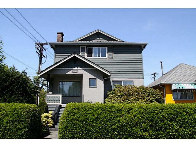 Main Photo: 2103 E 33RD Avenue in Vancouver: Victoria VE House for sale (Vancouver East)  : MLS®# V1063528