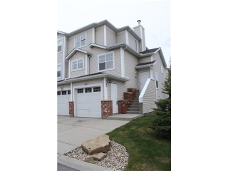 Main Photo: 1603 7171 COACH HILL Road SW in CALGARY: Coach Hill Townhouse for sale (Calgary)  : MLS(r) # C3617664