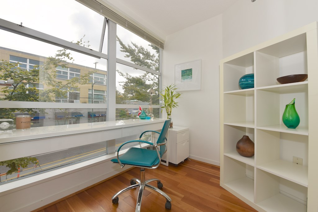 "Photo 6: 208 2768 CRANBERRY Drive in Vancouver: Kitsilano Condo for sale in ""ZYDECO"" (Vancouver West)  : MLS(r) # R2000428"