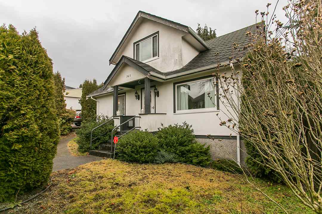 Main Photo: 345 MARMONT Street in Coquitlam: Maillardville House for sale : MLS® # R2026819