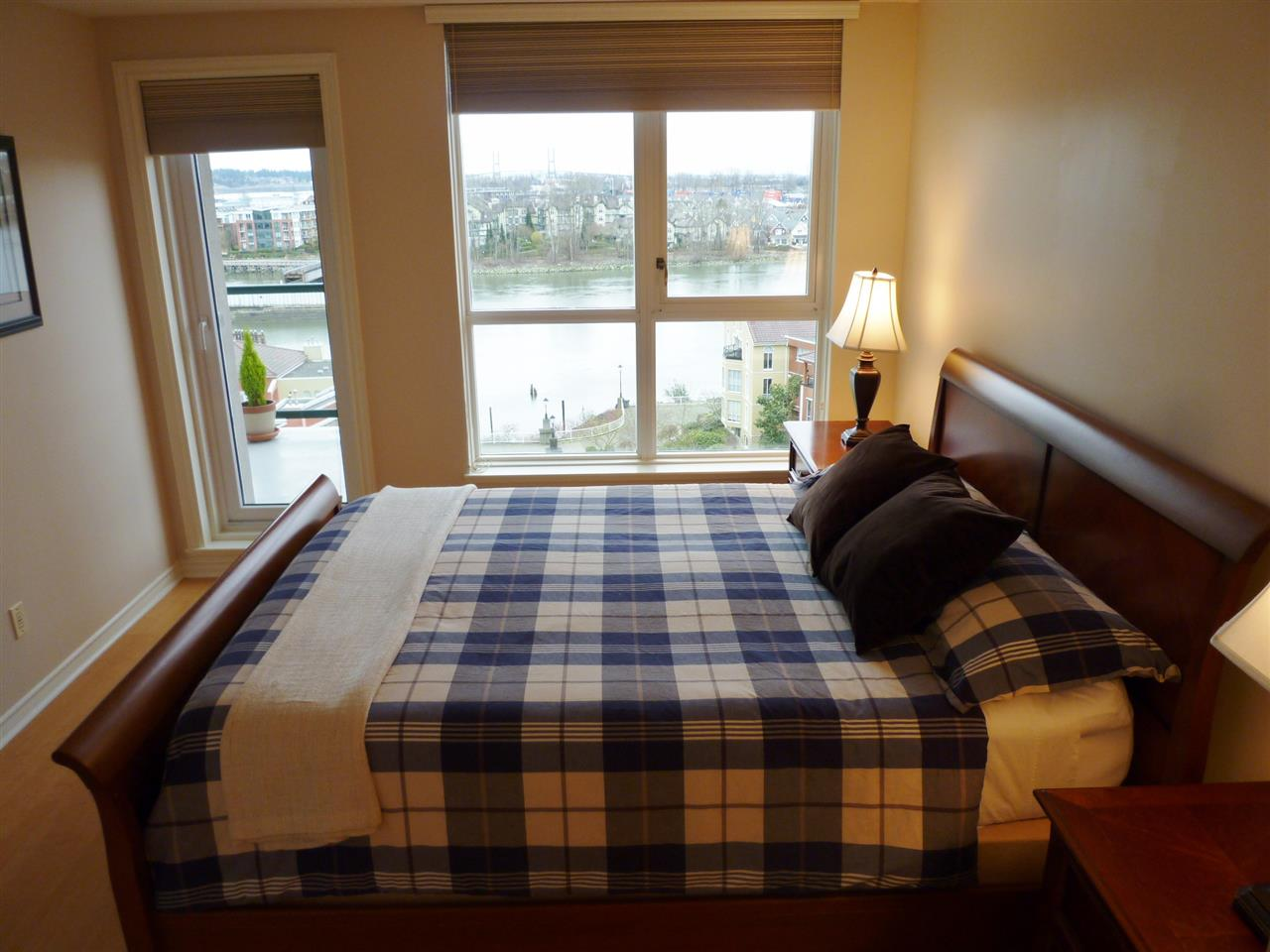 "Photo 9: 1001 10 LAGUNA Court in New Westminster: Quay Condo for sale in ""LAGUNA LANDING"" : MLS(r) # R2037865"