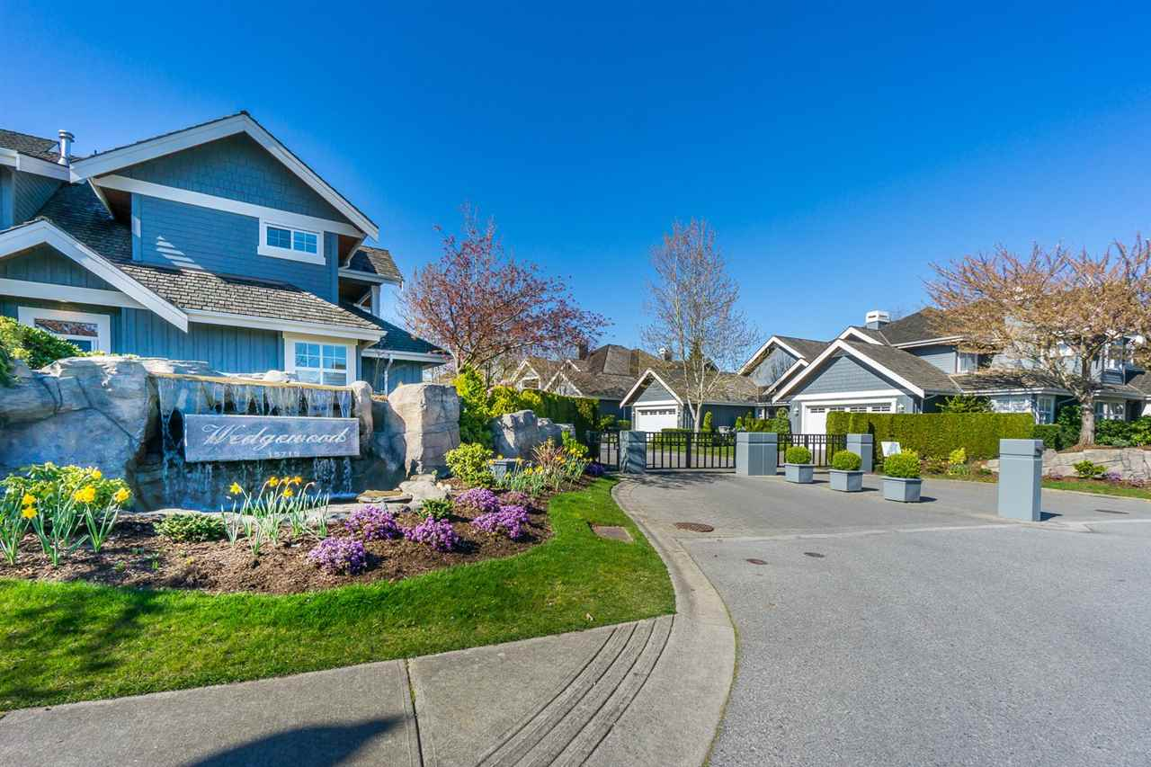 "Main Photo: 13 15715 34 Avenue in Surrey: Morgan Creek Townhouse for sale in ""WEDGEWOOD"" (South Surrey White Rock)  : MLS®# R2053753"